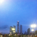 Panama City at Dusk